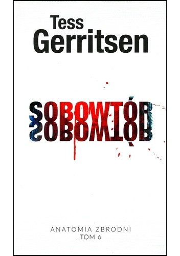 Okładka książki Sobowtór