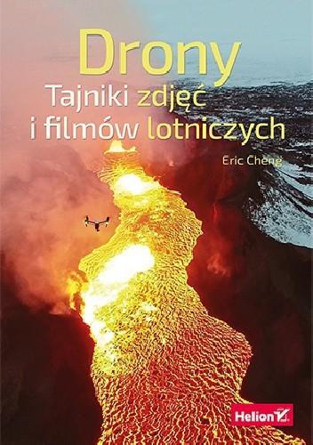 Okładka książki Drony. Tajniki zdjęć i filmów lotniczych