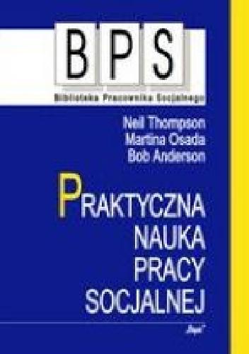 Okładka książki Praktyczna nauka pracy socjalnej
