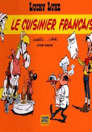 Okładka książki Lucky Luke - Le Cuisinier français