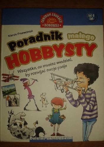 Okładka książki Poradnik małego hobbysty