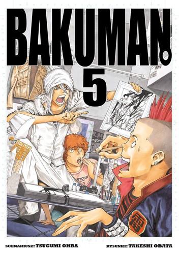 Okładka książki Bakuman #5