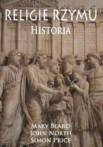 Okładka książki Religie Rzymu. Historia