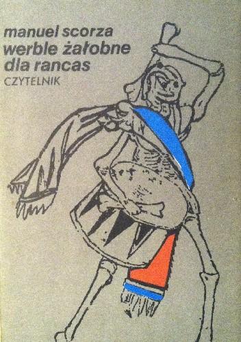 Okładka książki Werble żałobne dla Rancas
