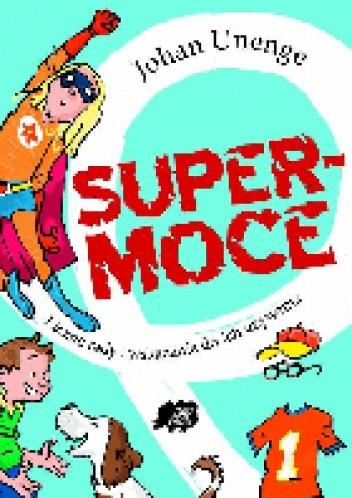 Okładka książki Supermoce