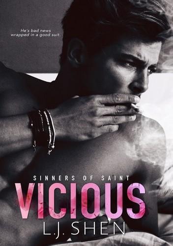 Okładka książki Vicious