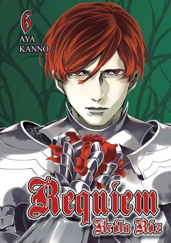 Okładka książki Requiem Króla Róż 6