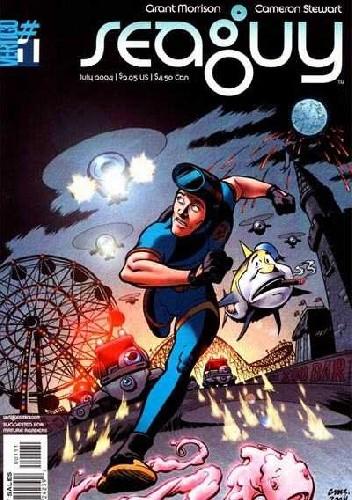 Okładka książki Seaguy #1 - Run, Xoo! Run!