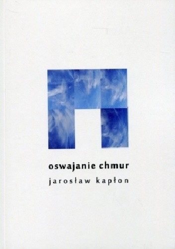 Okładka książki Oswajanie chmur