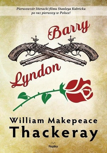 Okładka książki Barry Lyndon