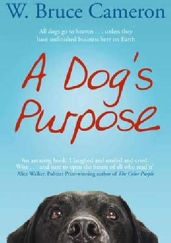Okładka książki Dog's Purpose