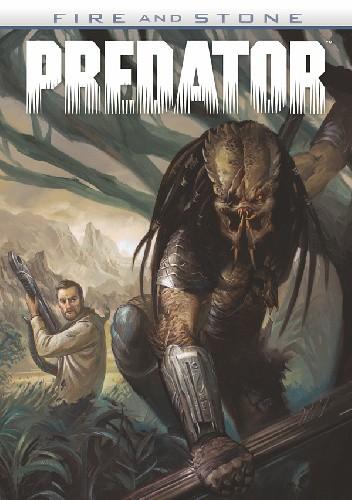 Okładka książki Fire and Stone - 4 - Predator