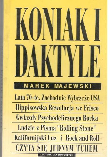 Okładka książki Koniak i daktyle