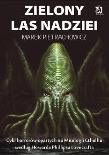 Okładka książki Zielony Las Nadziei
