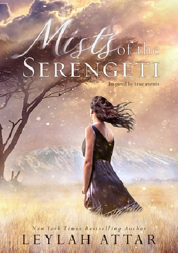 Okładka książki Mists of the Serengeti
