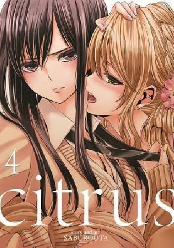 Okładka książki Citrus 4
