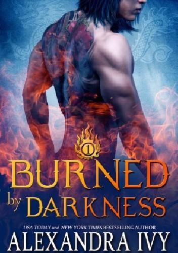 Okładka książki Burned by Darkness