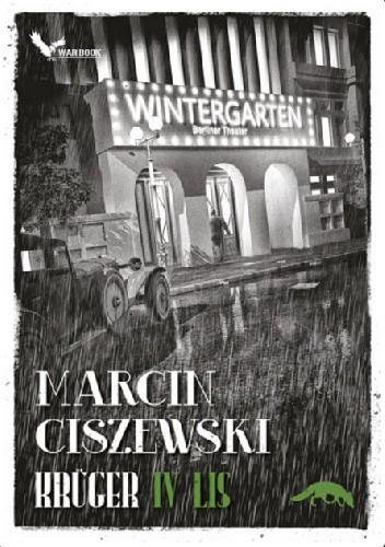 Okładka książki Krüger. Lis