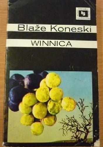 Okładka książki Winnica