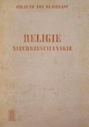 Okładka książki Religie niechrześcijańskie