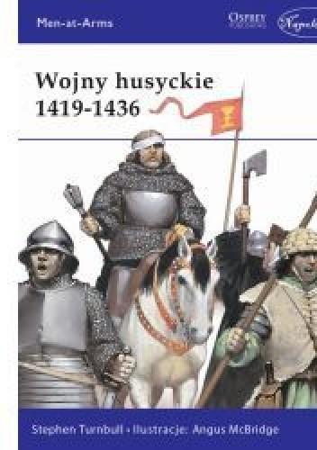 Okładka książki Wojny husyckie 1419-1436