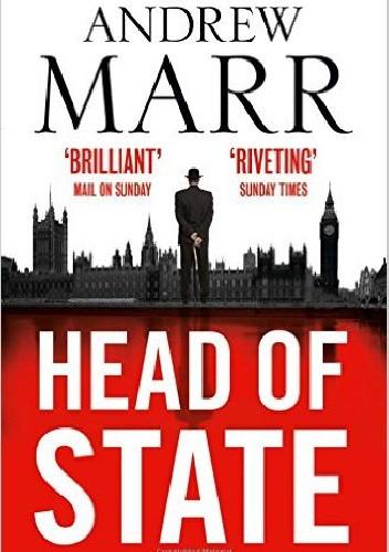 Okładka książki Head of State