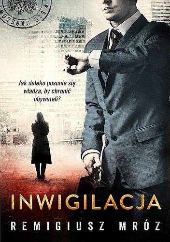 Okładka książki Inwigilacja