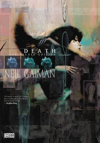 Okładka książki Death: The Deluxe Edition