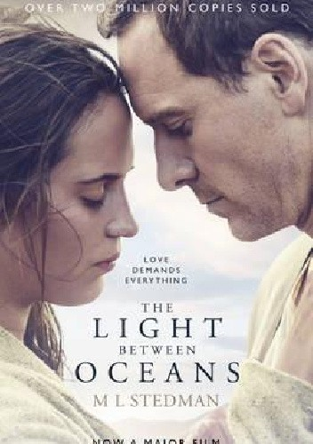 Okładka książki The light between oceans