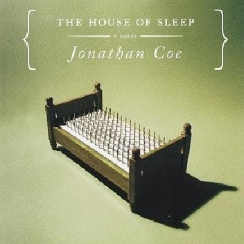 Okładka książki The House of Sleep
