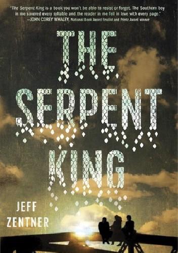 Okładka książki The Serpent King