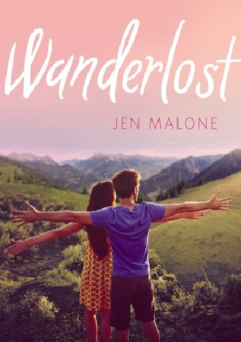 Okładka książki Wanderlost