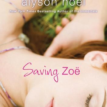 Okładka książki Saving  Zoë