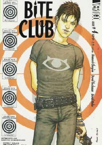 Okładka książki Bite Club #4 - Let it Bleed