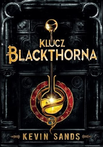 Okładka książki Klucz Blackthorna