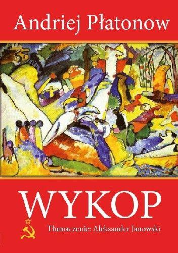 Okładka książki Wykop