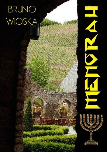 Okładka książki Menorah