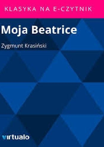 Okładka książki Moja Beatrice