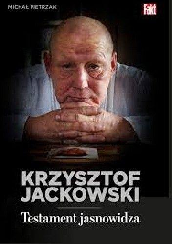Okładka książki Krzysztof Jackowski - Spowiedź Jasnowidza