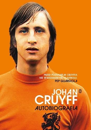 Okładka książki Johan Cruyff. Autobiografia