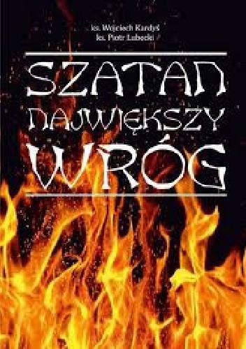 Okładka książki Szatan największy wróg