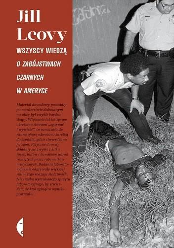 Okładka książki Wszyscy wiedzą. O zabójstwach czarnych w Ameryce