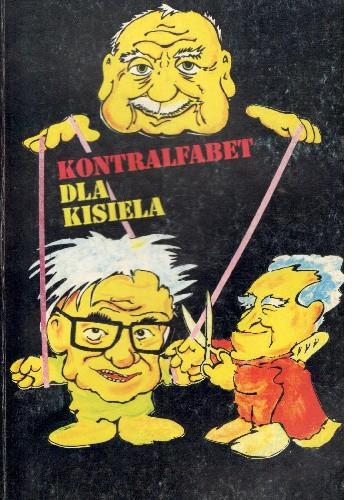 Okładka książki Kontralfabet dla Kisiela