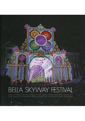 Okładka książki Bella Skyway Festival