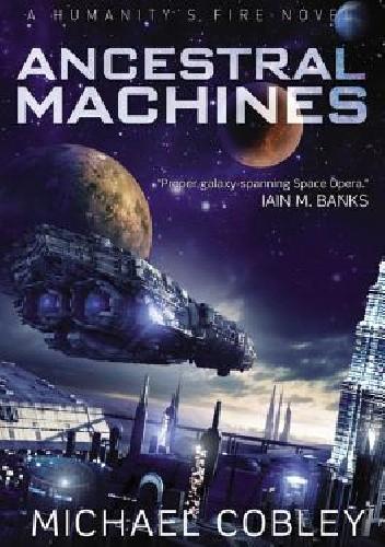 Okładka książki Ancestral Machines