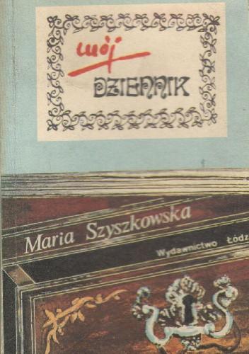 Okładka książki Mój dziennik