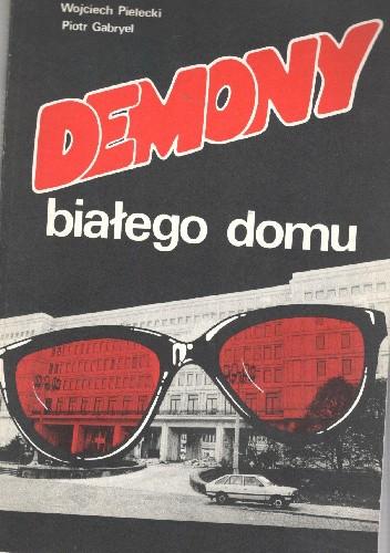Okładka książki Demony białego domu