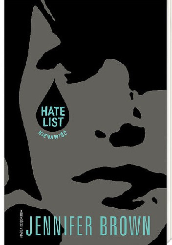 Okładka książki Hate list. Nienawiść