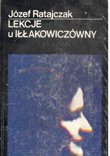 Okładka książki Lekcje u Iłłakowiczówny