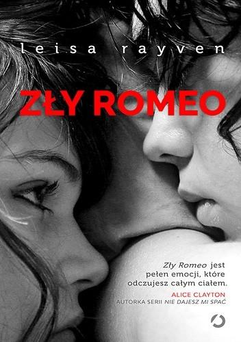 Okładka książki Zły Romeo